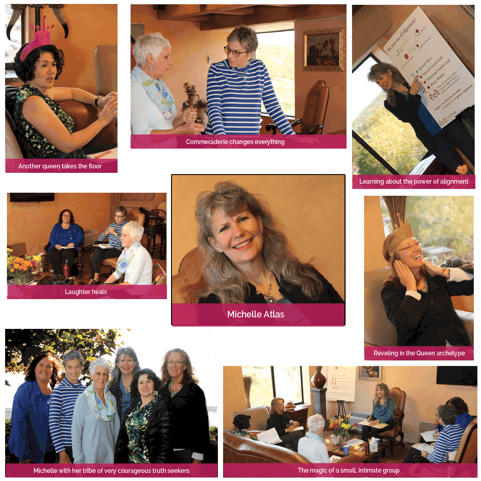 Images from the Prosperity Retreat, October 2015